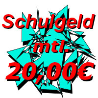 schulgeld button